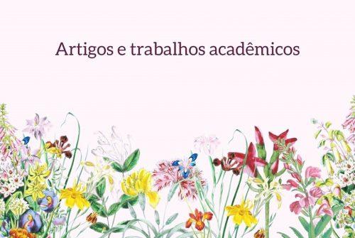 Artigos e trabalhos acadêmicos